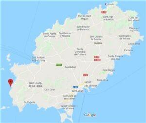 cala-vadella-ibiza-vakantie-kaart